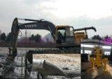 挖機潛水清淤泵-水下攪吸泥沙 污泥泵-原裝定製