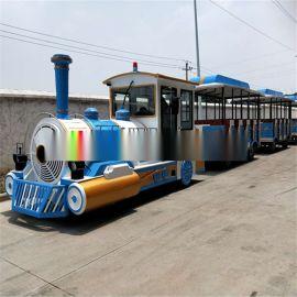 公园游乐设备无轨观光小火车值得购买使用的理由