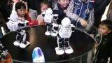 A小機器人,租賃公司