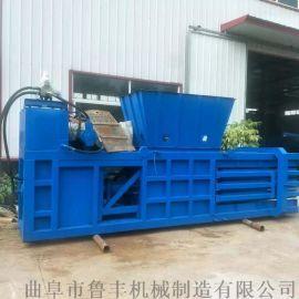 舟山120吨卧式废纸箱废塑料打包机定制