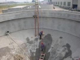 济南市新建水池底板裂缝渗水堵漏