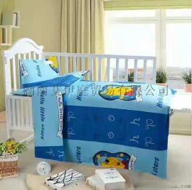 河南幼儿园被子儿童被套卡通纯棉床上用品定制哪家强