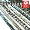 厂家生产输送链大滚珠不锈钢304链条批发