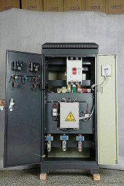 发动机专用型移动破碎站软启动控制柜350KW