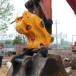 挖掘机液压快换价格 批量供应快速连接器快换接头