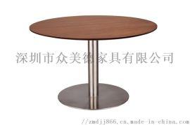 惠州餐厅桌子定做厂家非主流特色餐桌木质桌椅供应