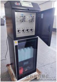 在线水质采样器——在线仪器相连