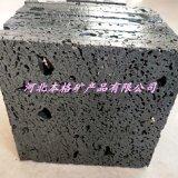 本格火山石板 火山岩切片 可定制各类火山石板材