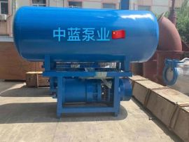 水库河道用浮筒式潜水泵_浮筒泵厂家