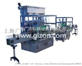1升化工液体灌装机 4升灌装机