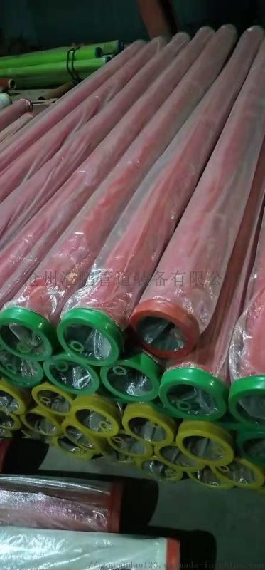 混凝土輸送管道 125高壓地泵管 天泵臂架耐磨管管