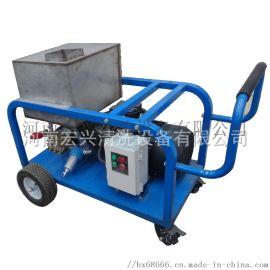 小型  350公斤   移动式  高压水流清洗机