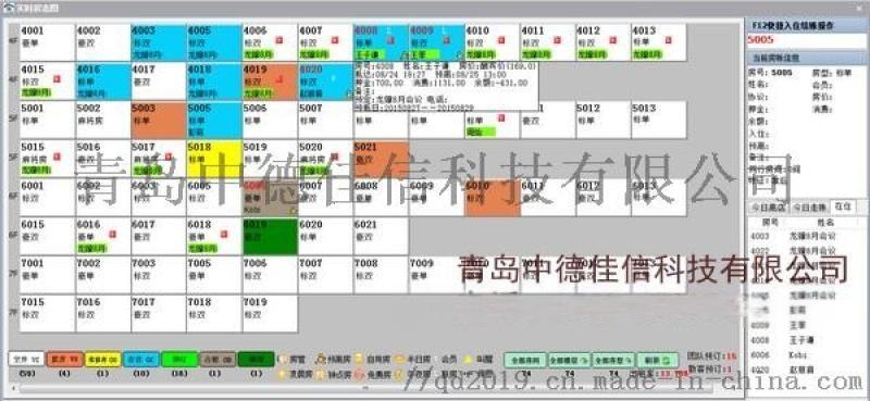 青岛酒店管理软件, 青岛酒店软件