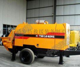 HBTS40矿用混凝土输送泵产品详情    参数
