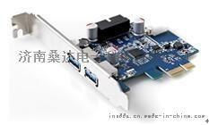 桑达PCI-E转USB 3.0扩展卡