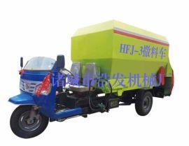 HFJ-3柴油撒料车