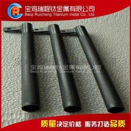 钌铱涂层钛阳极 次氯酸钠发生器用钛阳极管