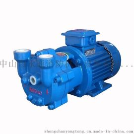 CDF1222-OAD2单级水环式真空泵 直联式真空脱气泵