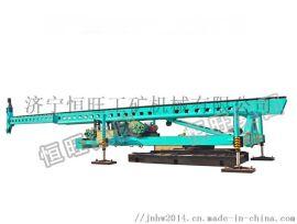 液压步履式CFG打桩机 长螺旋灌注桩打桩机