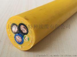 电动平车电缆KPT系列电动平车拖缆电动铲运机电缆