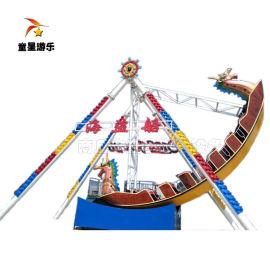 海盗船报价 游乐场海盗船游乐设备 童星海盗船厂家