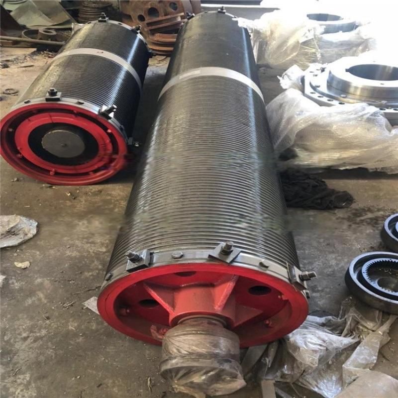 供应起重机配件卷筒组 高品质直径700钢丝绳卷筒组