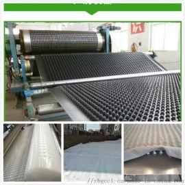 沥青防水卷材的好搭档_塑料凹凸防排水板