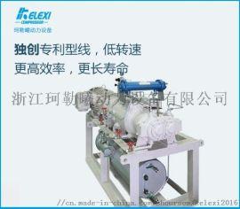 珂勒曦螺杆泵无油真空泵在工业流程中的优点分析