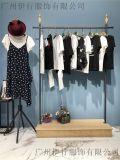 常熟服裝市場換季清貨領域品牌份貨夏裝摺扣女裝庫存