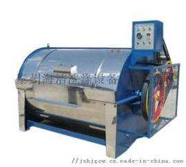100公斤工业水洗机滤布清洗机大型服装水洗机