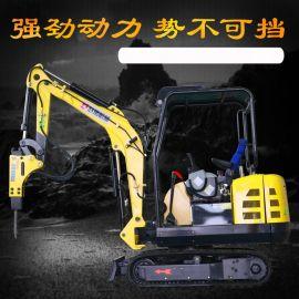矿井施工专用小型挖掘机 果园农用小型履带式挖掘机