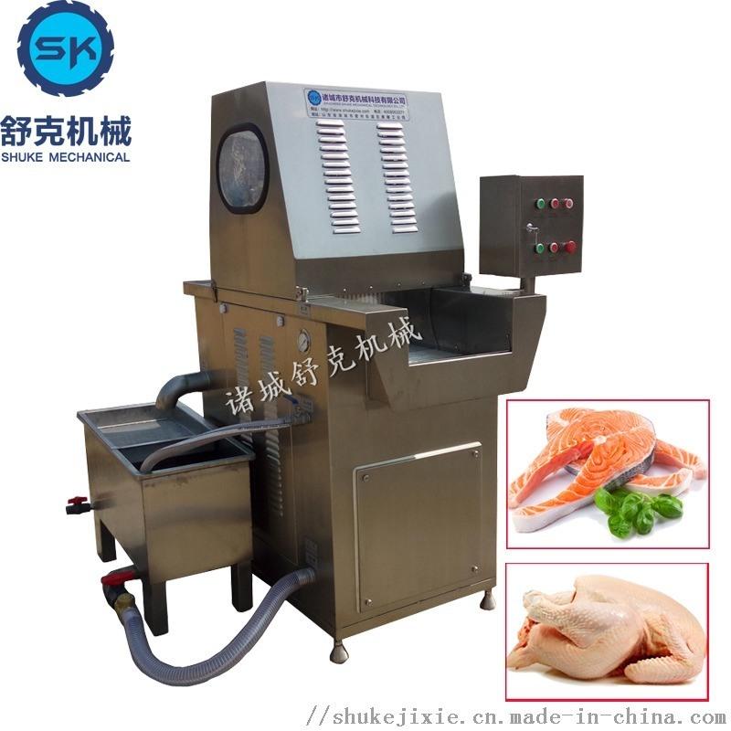 供应肉类嫩化盐水注射机