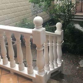 汉白玉栏杆各种规格尺寸-石栏杆批发厂家