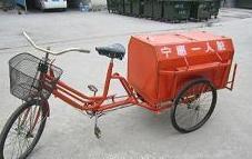 人力保洁环卫三轮车