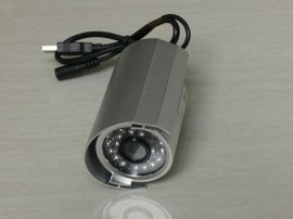 USB红外夜视高清监控摄像头(D601)