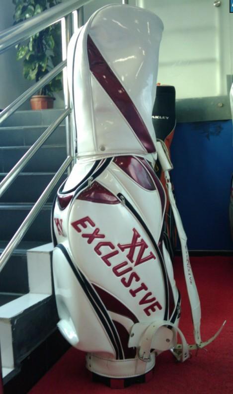 防水PVC高爾夫球包(xv9001)