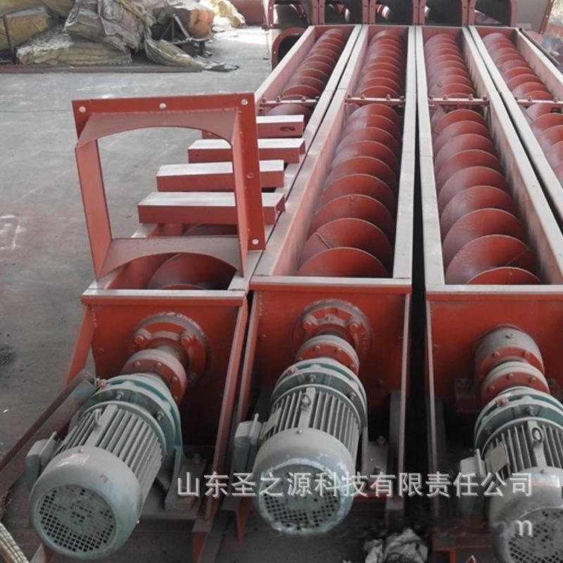 大中小型螺旋输送机 无轴螺旋输送机 不锈钢螺旋输送机