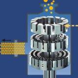 高速均質乳化頭 乳化攪拌器 調味品三級高速乳化機