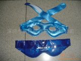 工廠熱銷PVC冰眼罩,   眼罩,禮品眼罩