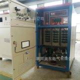 高壓固態軟起動櫃一拖二方案 奧東電氣一次原理圖介紹