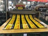 PE燃氣管道警示護板  塑料保護板  圓側護板