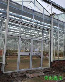 文洛型连栋PC阳光板温室大棚建设造价明细