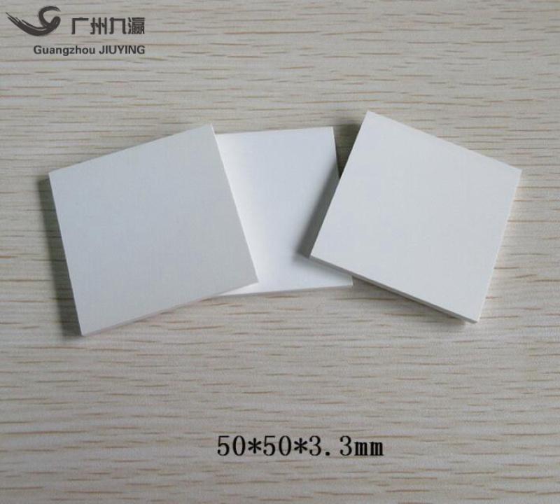 BN氮化硼陶瓷片耐高温BN陶瓷垫片高抗电压非标定制