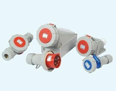 防水防塵防腐插接裝置防爆插頭插座