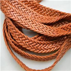 人造革PU编织绳-仿皮编织绳|辫子皮绳|箱包专用绳|手机挂绳|PU编织绳规格齐全