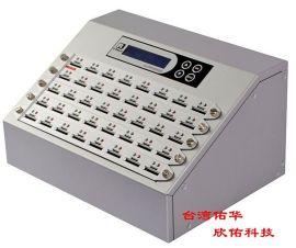 台湾佑华SD加TF二合一拷贝机 CM940-S拷贝机 SD卡**设备 专业拷贝导航地图SD卡
