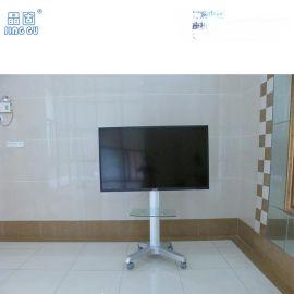 JG60海信三星通用电视移动落地推车/视频会议移动支架