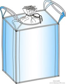 厂价直销 pp柔性集装袋 吨袋 太空袋 质优价廉 **常州瑞旺包装