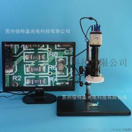XDC-10A-200A型工业视频显微镜 CCD显微镜放大镜 电子显微镜 VGA/USB输出