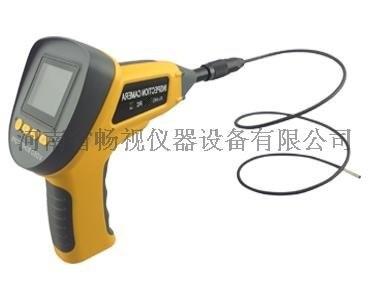 """2.4""""便携式视频管道 汽车检测内窥镜 CS-N09F"""
